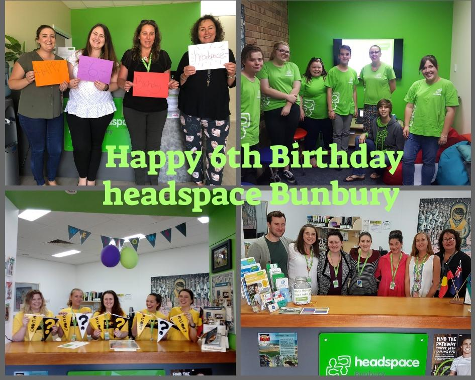 headspace 6th birthday 3