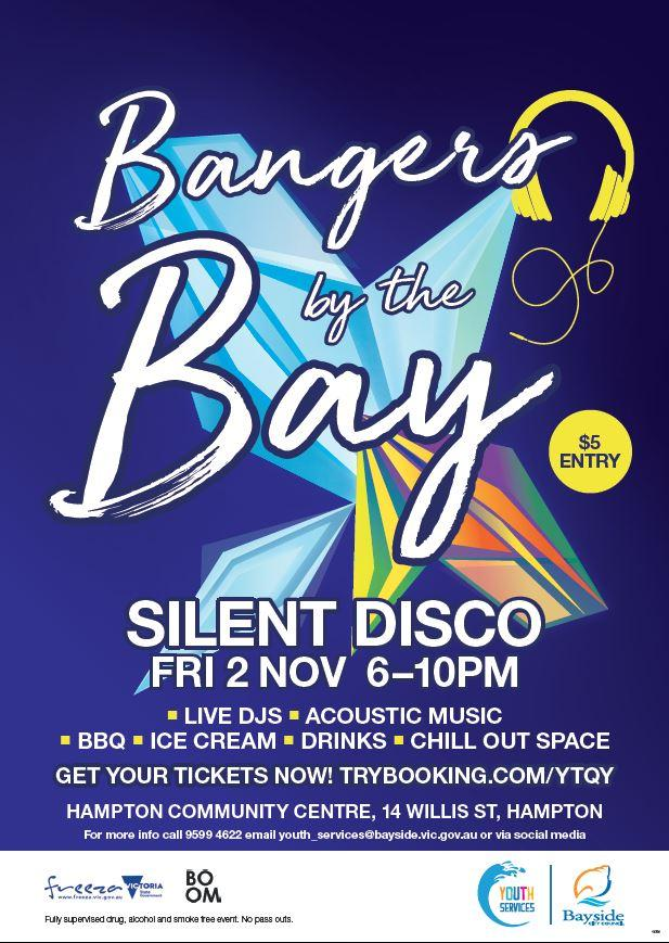 Bangers by the Bay Silent Disco